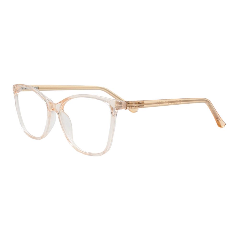 Armação para Óculos de Grau Feminino CFA5028 Laranja