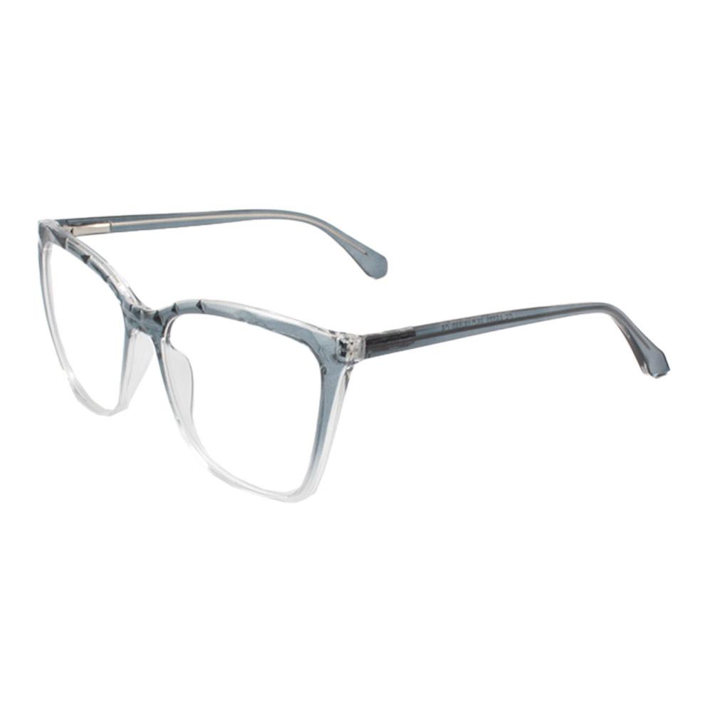 Armação para Óculos de Grau Feminino CFA5071 Fumê Degradê