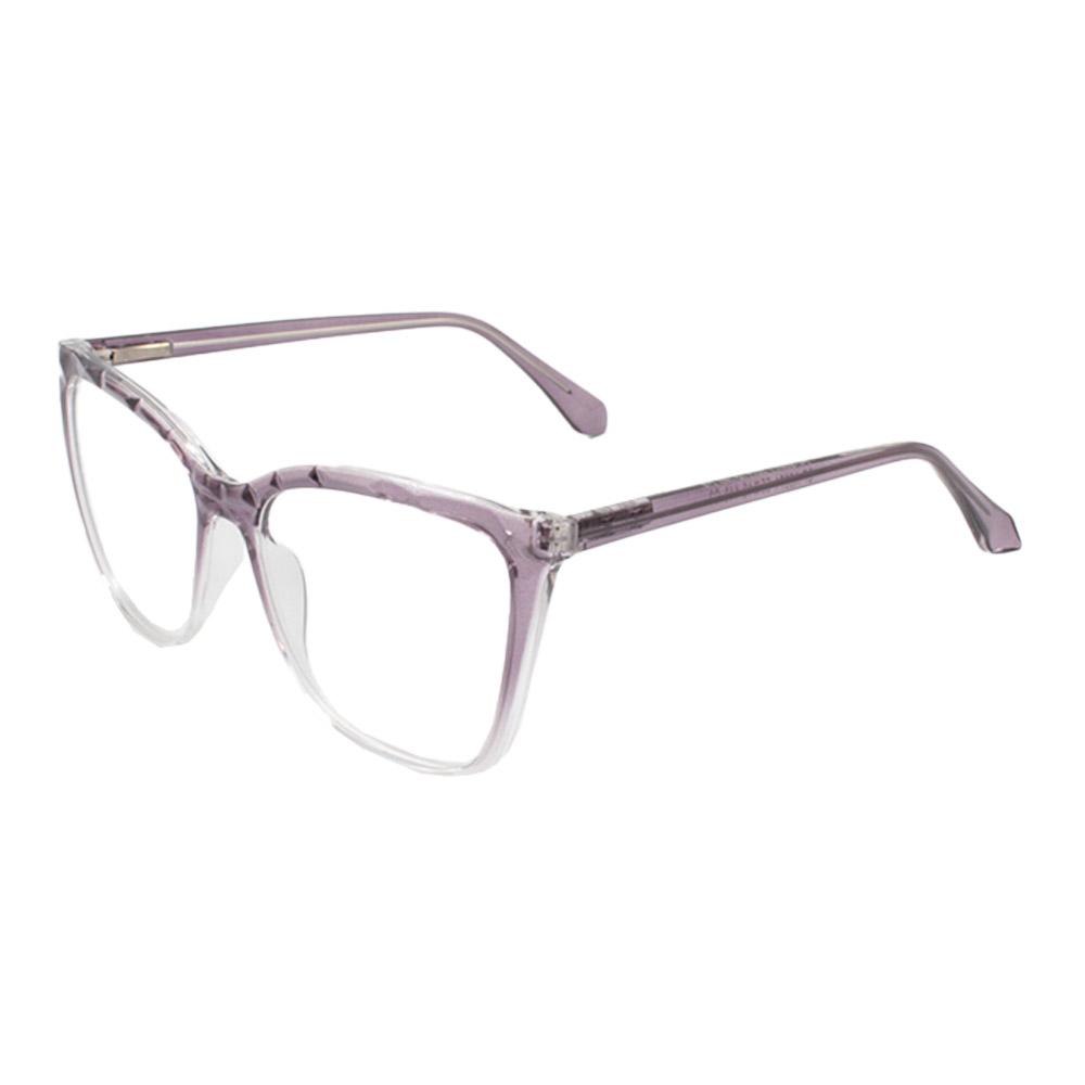 Armação para Óculos de Grau Feminino CFA5071 Roxa Degradê