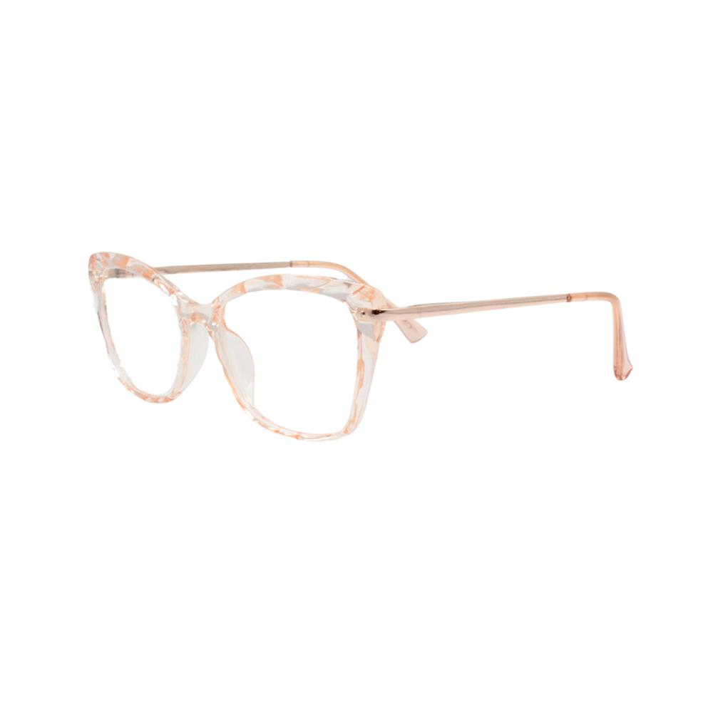 Armação para Óculos de Grau Feminino CH5597 Nude