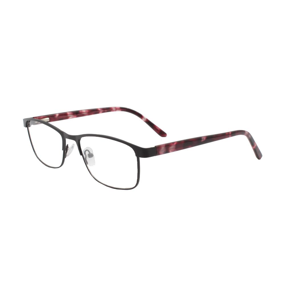 Armação para Óculos de Grau Feminino FB04019 Preta