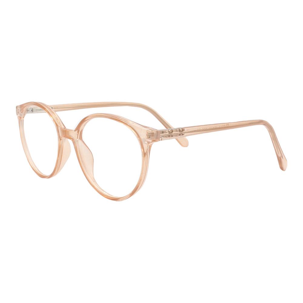 Armação para Óculos de Grau Feminino FD3344 Nude