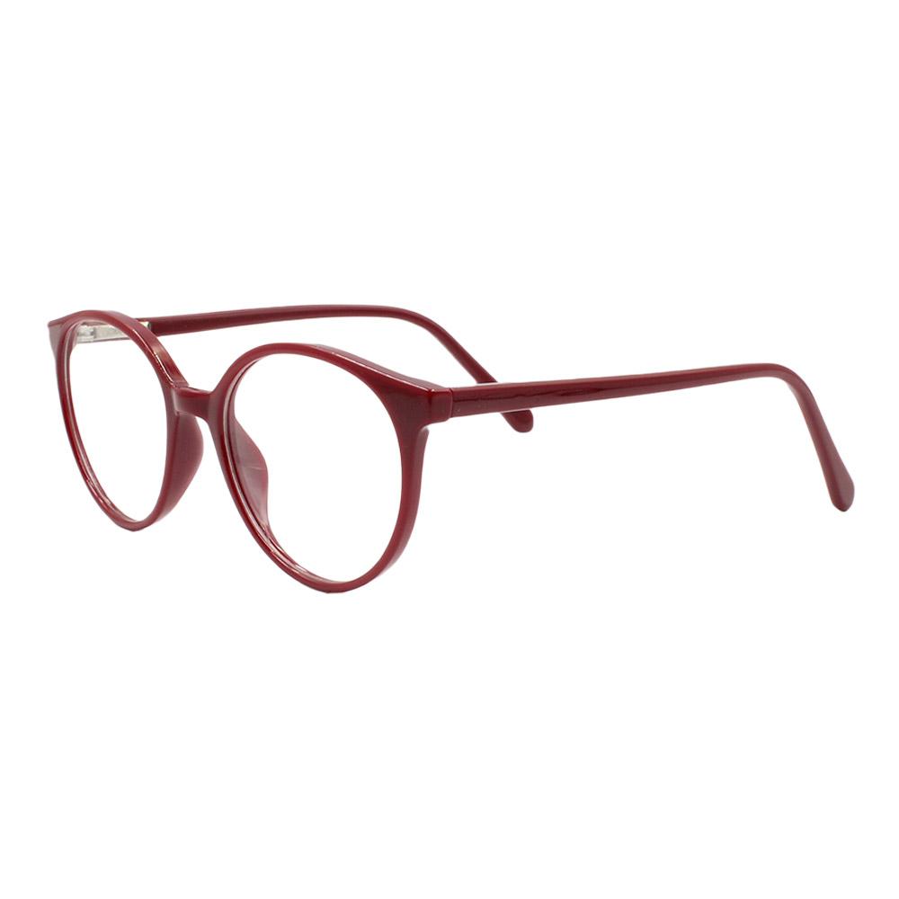 Armação para Óculos de Grau Feminino FD3344 Vinho