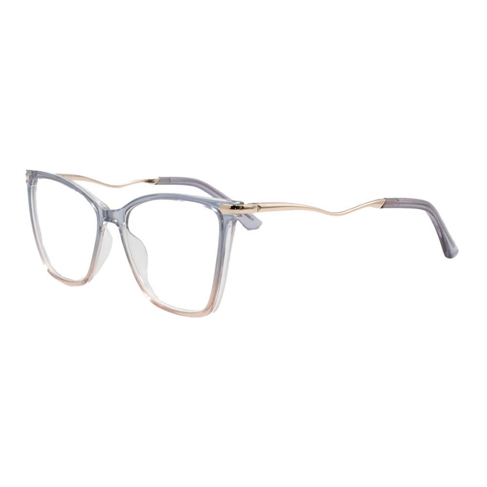 Armação para Óculos de Grau Feminino FD633092 Colorida