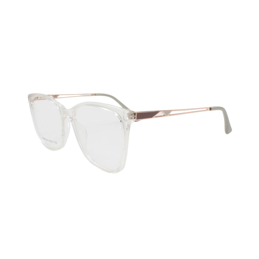 Armação para Óculos de Grau Feminino FD633105-C6 Transparente