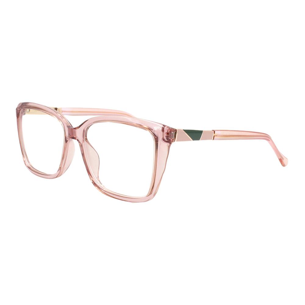 Armação para Óculos de Grau Feminino FD6333 Rosa