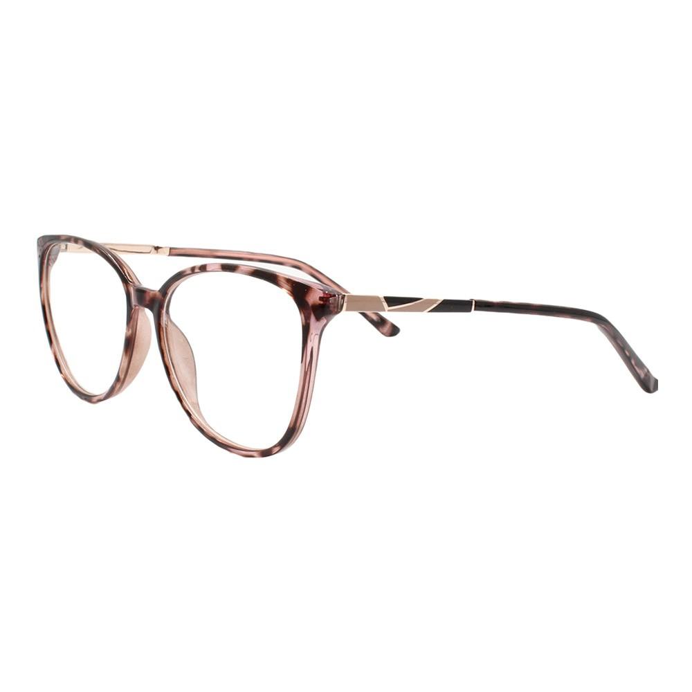 Armação para Óculos de Grau Feminino FD6336 Mesclada