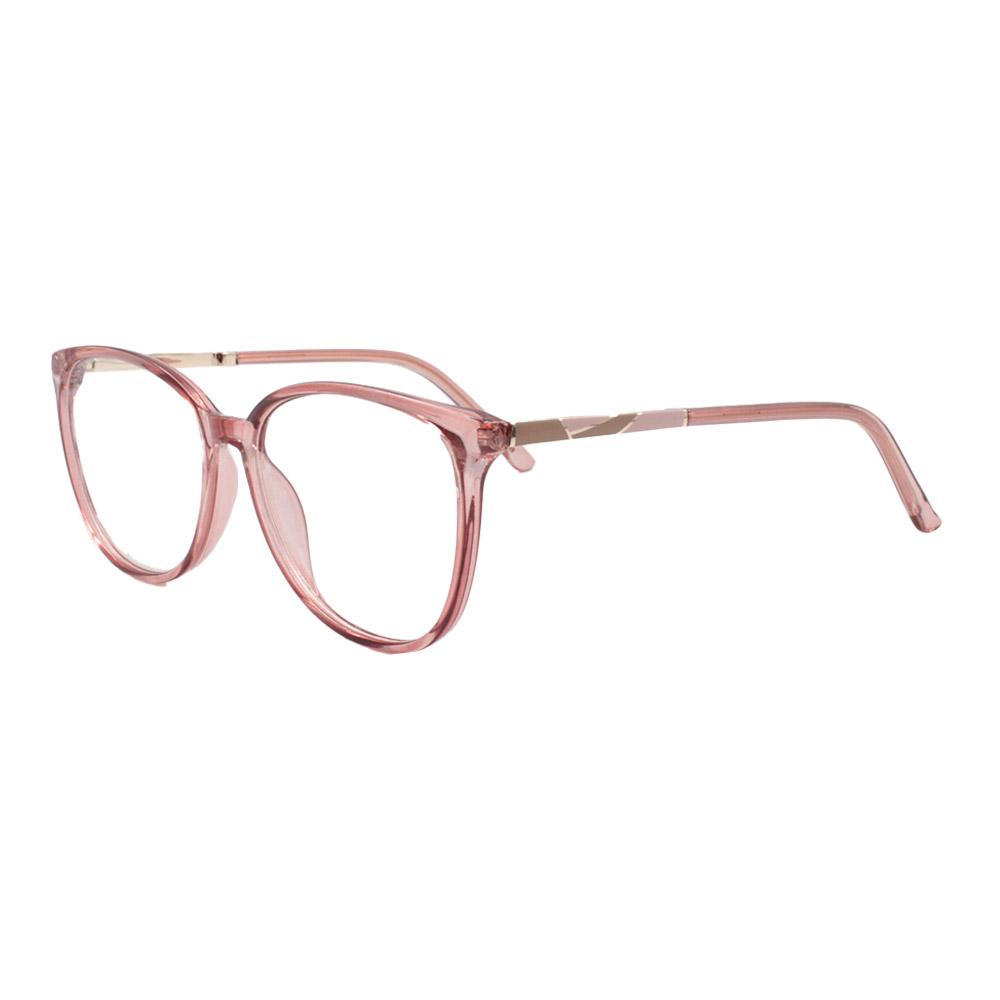 Armação para Óculos de Grau Feminino FD6336 Rosa