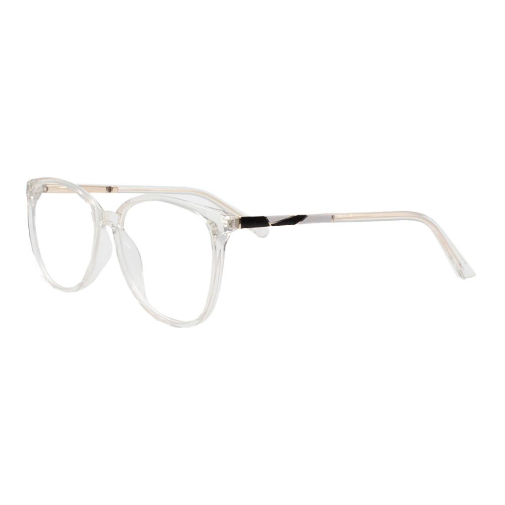 Armação para Óculos de Grau Feminino FD6336 Transparente