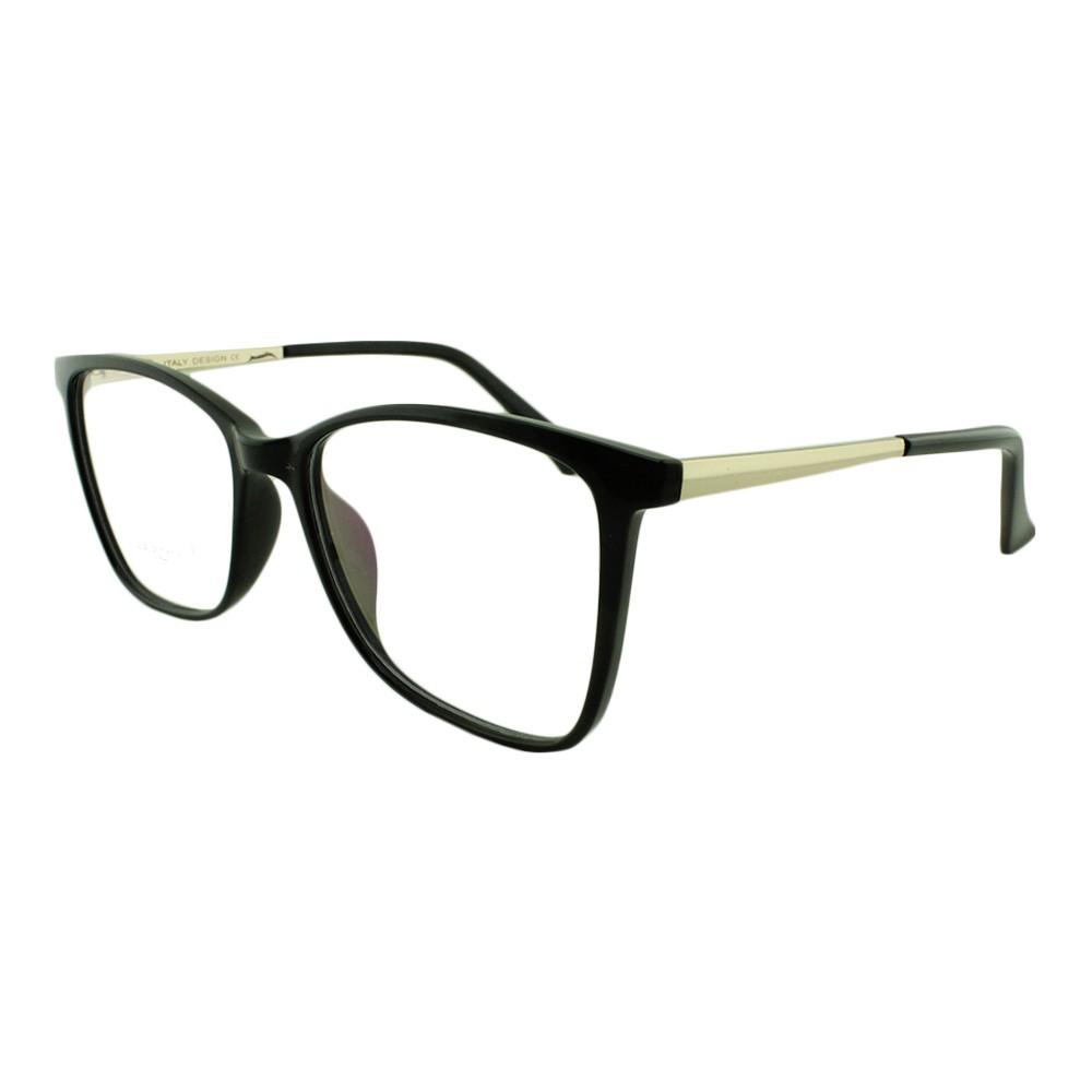 Armação para Óculos de Grau Feminino FH66054 Preta