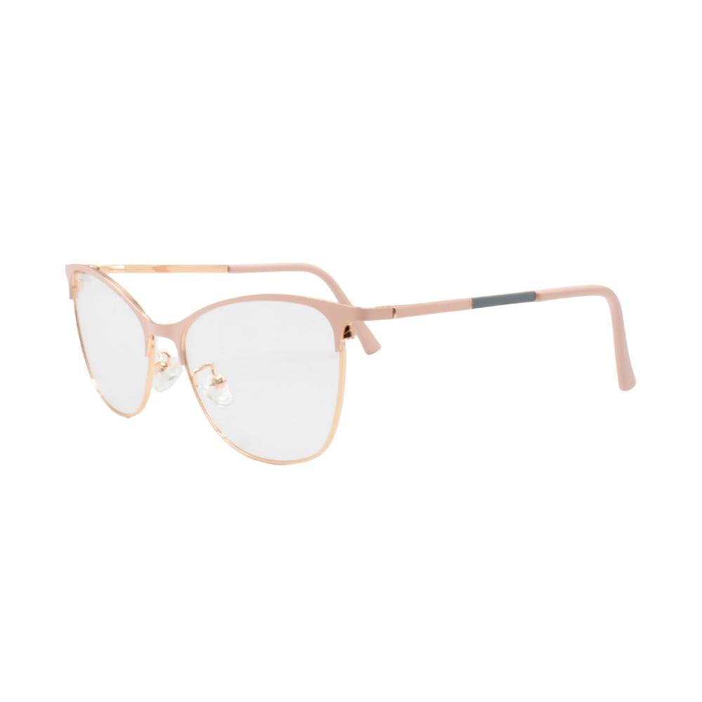 Armação para Óculos de Grau Feminino G8068-C210 Dourada e Nude