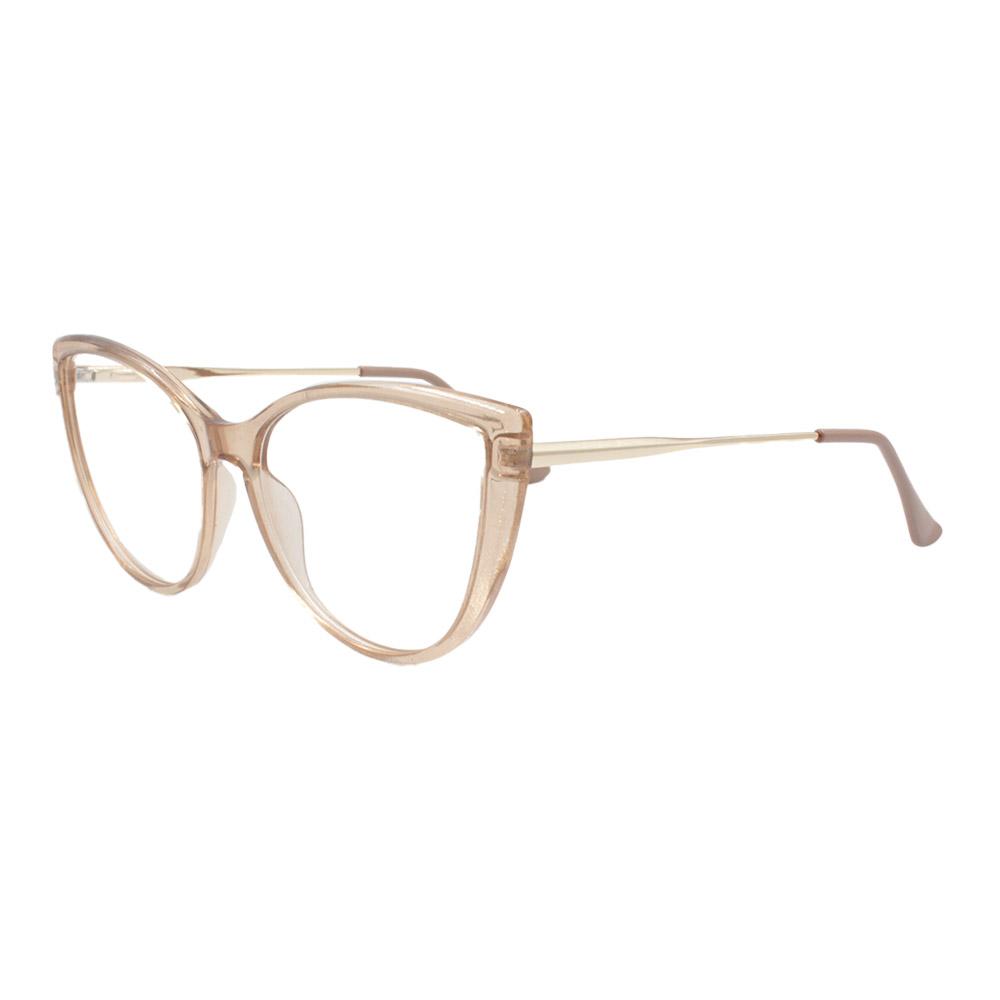 Armação para Óculos de Grau Feminino ISA1011 Marrom