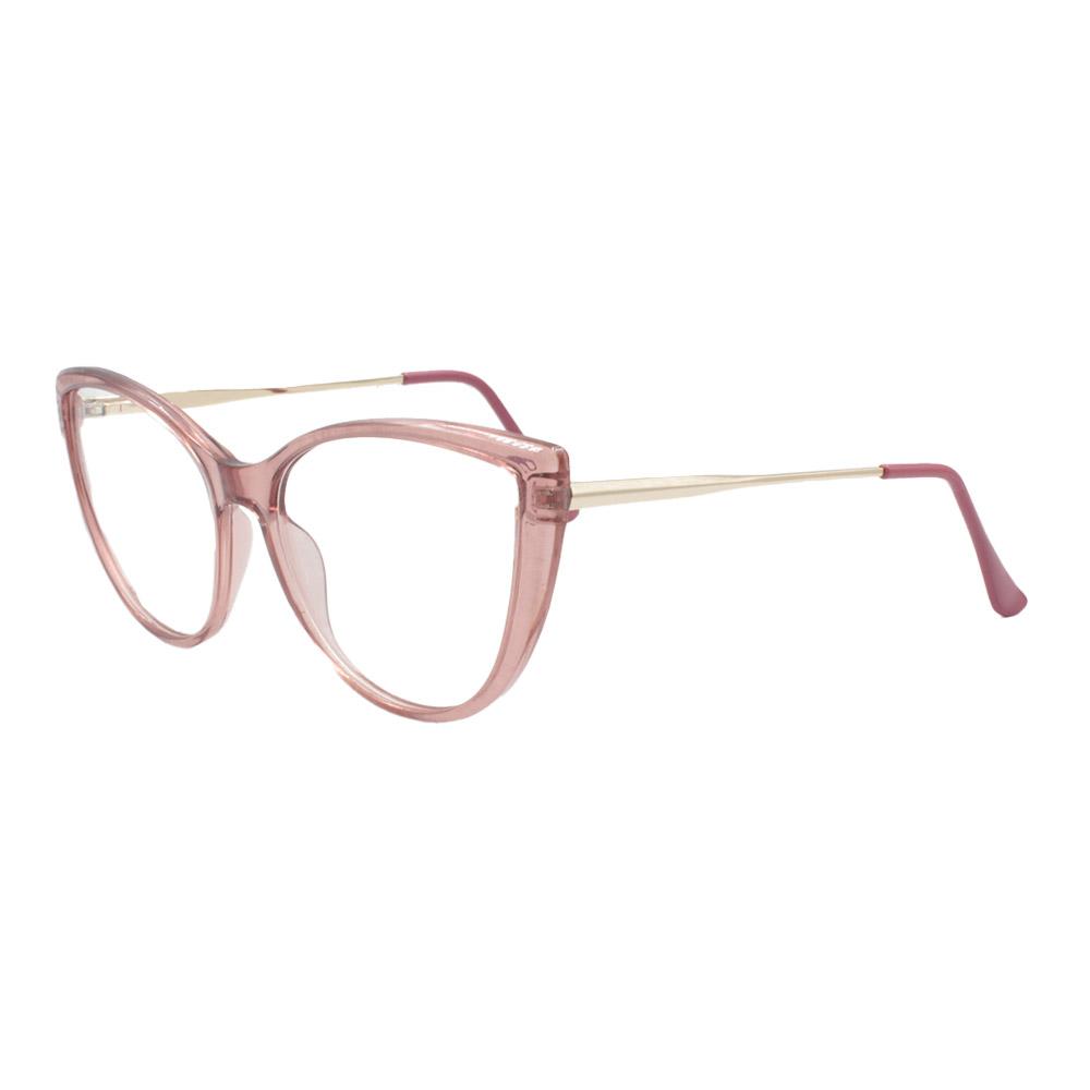 Armação para Óculos de Grau Feminino ISA1011 Nude