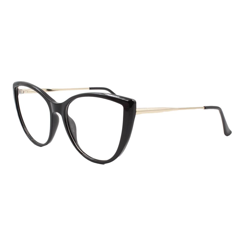 Armação para Óculos de Grau Feminino ISA1011 Preta