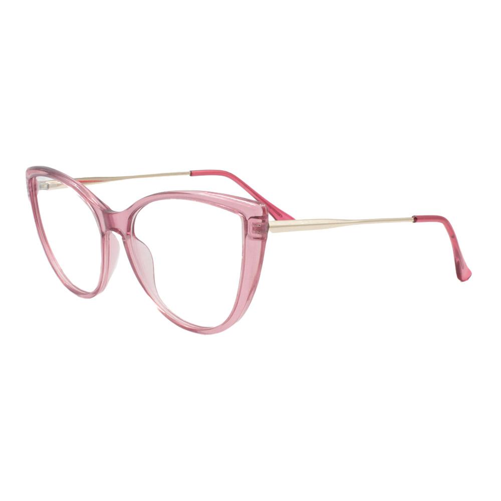Armação para Óculos de Grau Feminino ISA1011 Rosa