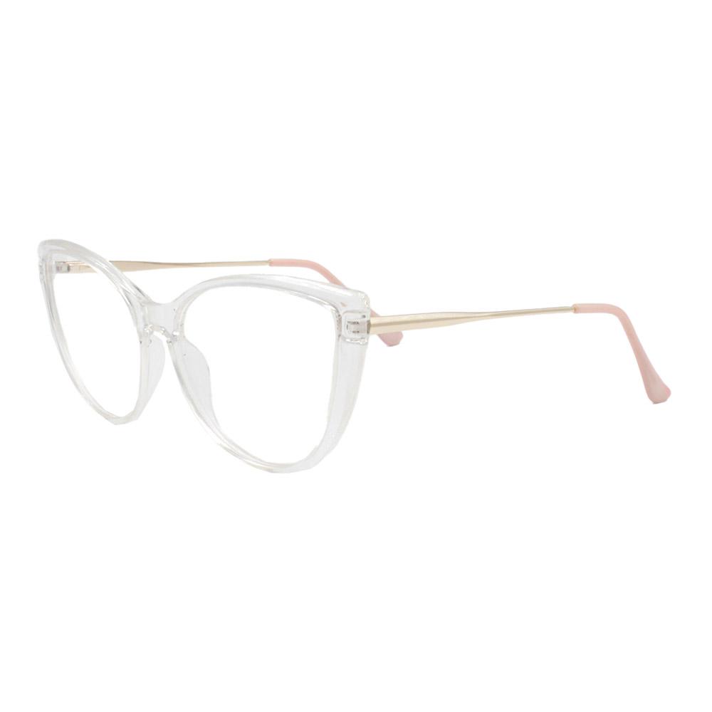 Armação para Óculos de Grau Feminino ISA1011 Transparente