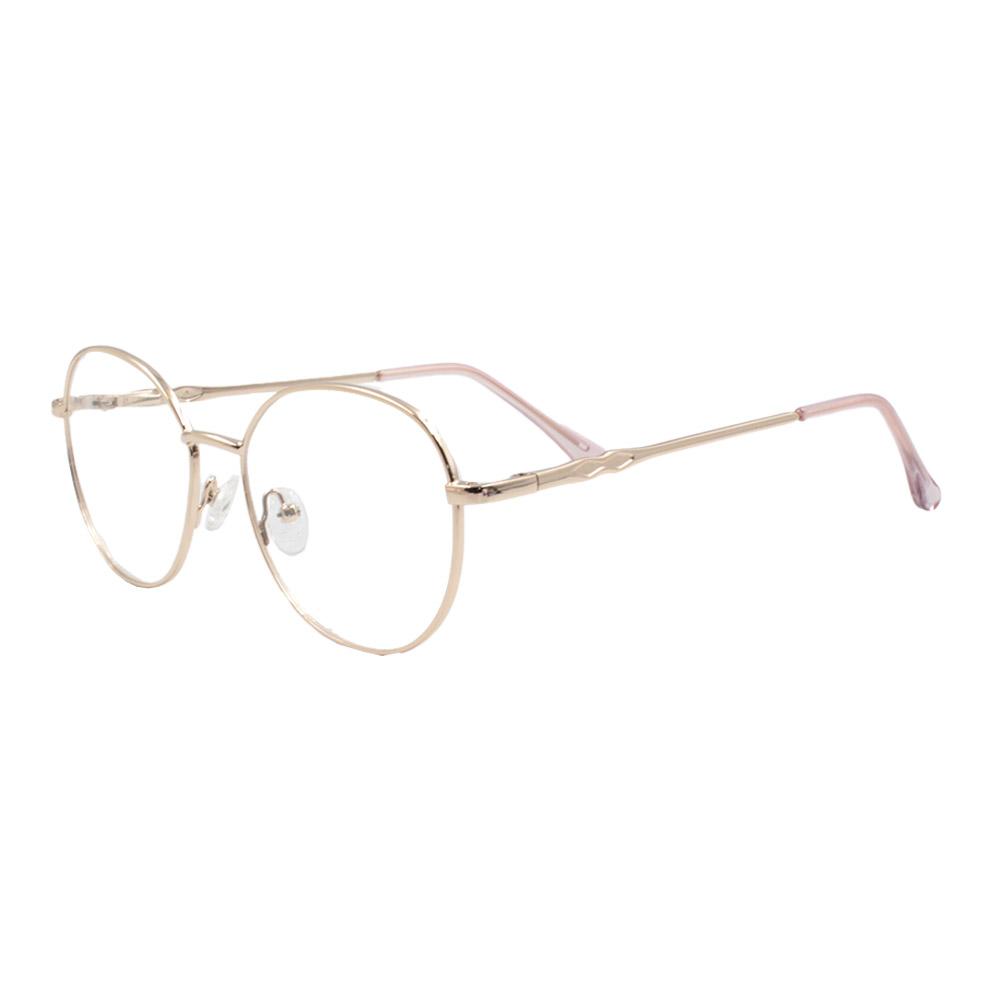 Armação para Óculos de Grau Feminino ISA1036 Dourada