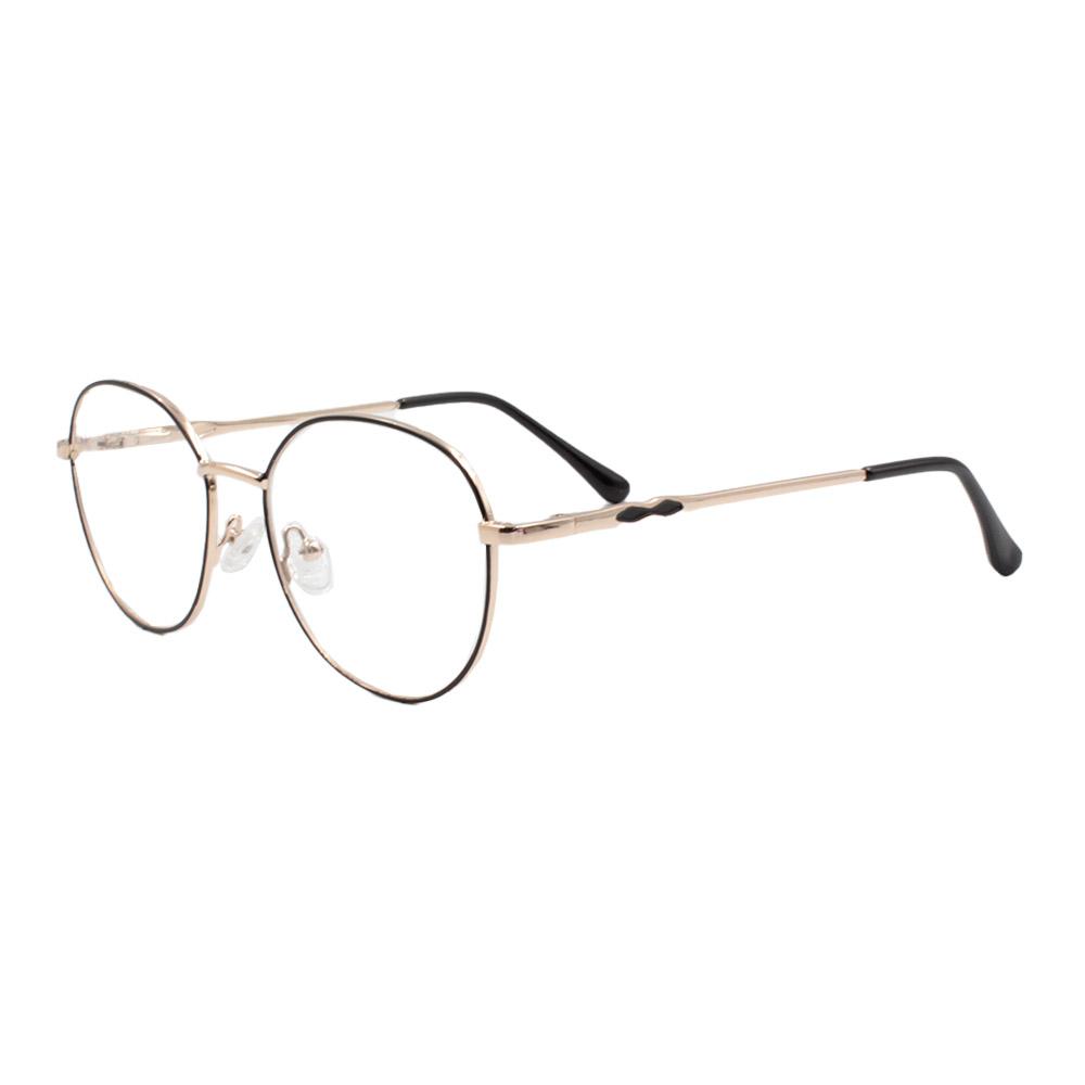 Armação para Óculos de Grau Feminino ISA1036 Preta