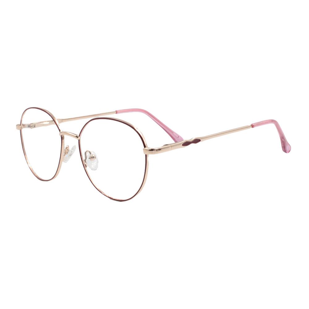 Armação para Óculos de Grau Feminino ISA1036 Vermelha