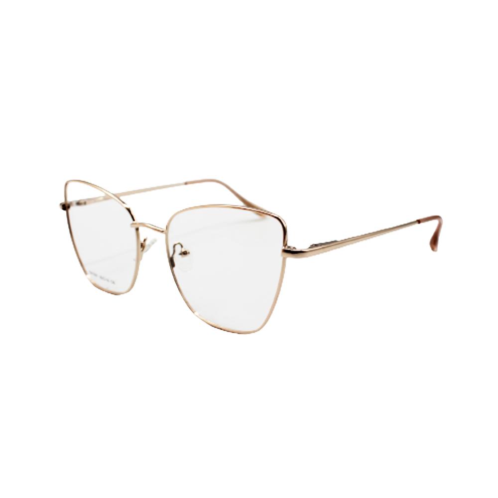 Armação para Óculos de Grau Feminino ISA1061-C6 Dourada