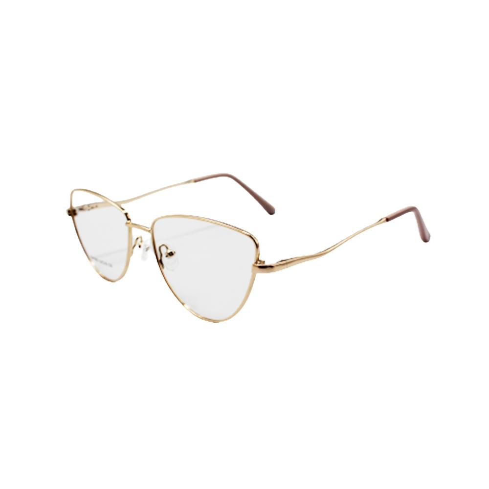 Armação para Óculos de Grau Feminino ISA1062-C5 Dourada