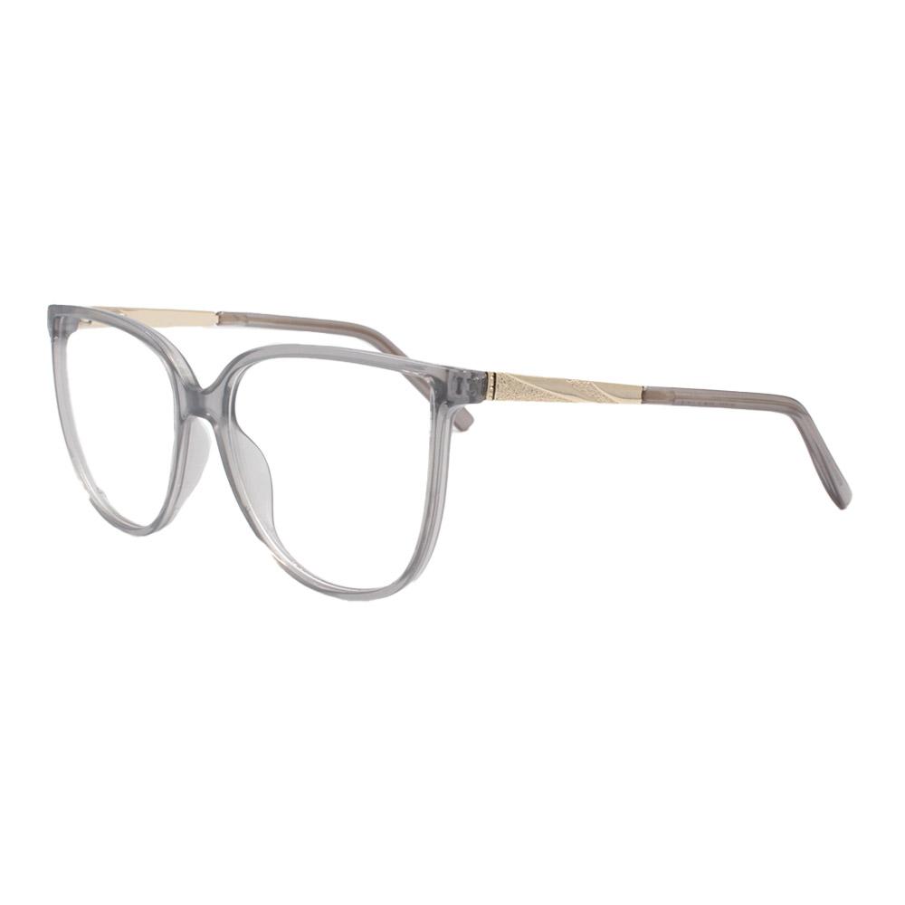 Armação para Óculos de Grau Feminino ISA5001 Fumê
