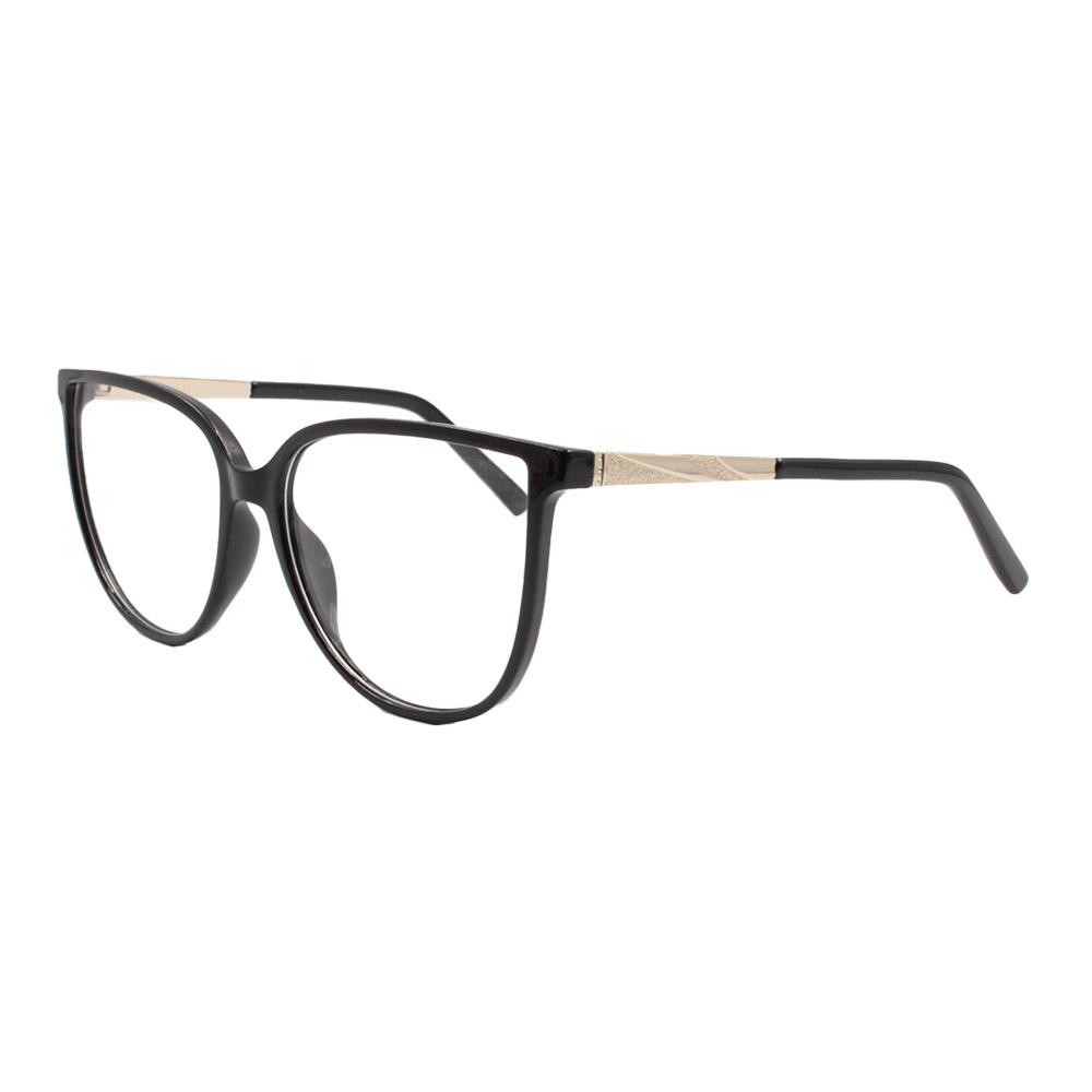 Armação para Óculos de Grau Feminino ISA5001 Preta