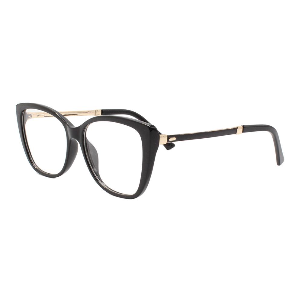 Armação para Óculos de Grau Feminino LQ92361 Preta