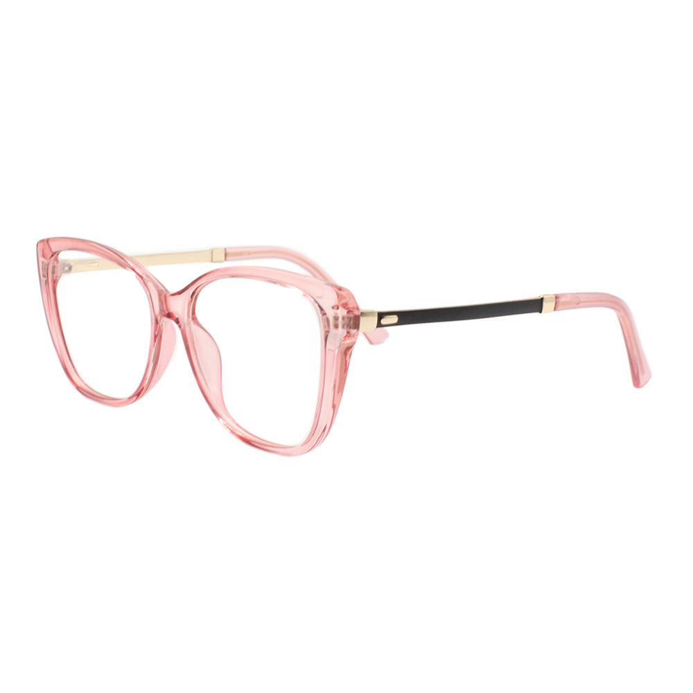 Armação para Óculos de Grau Feminino LQ92361 Rosa