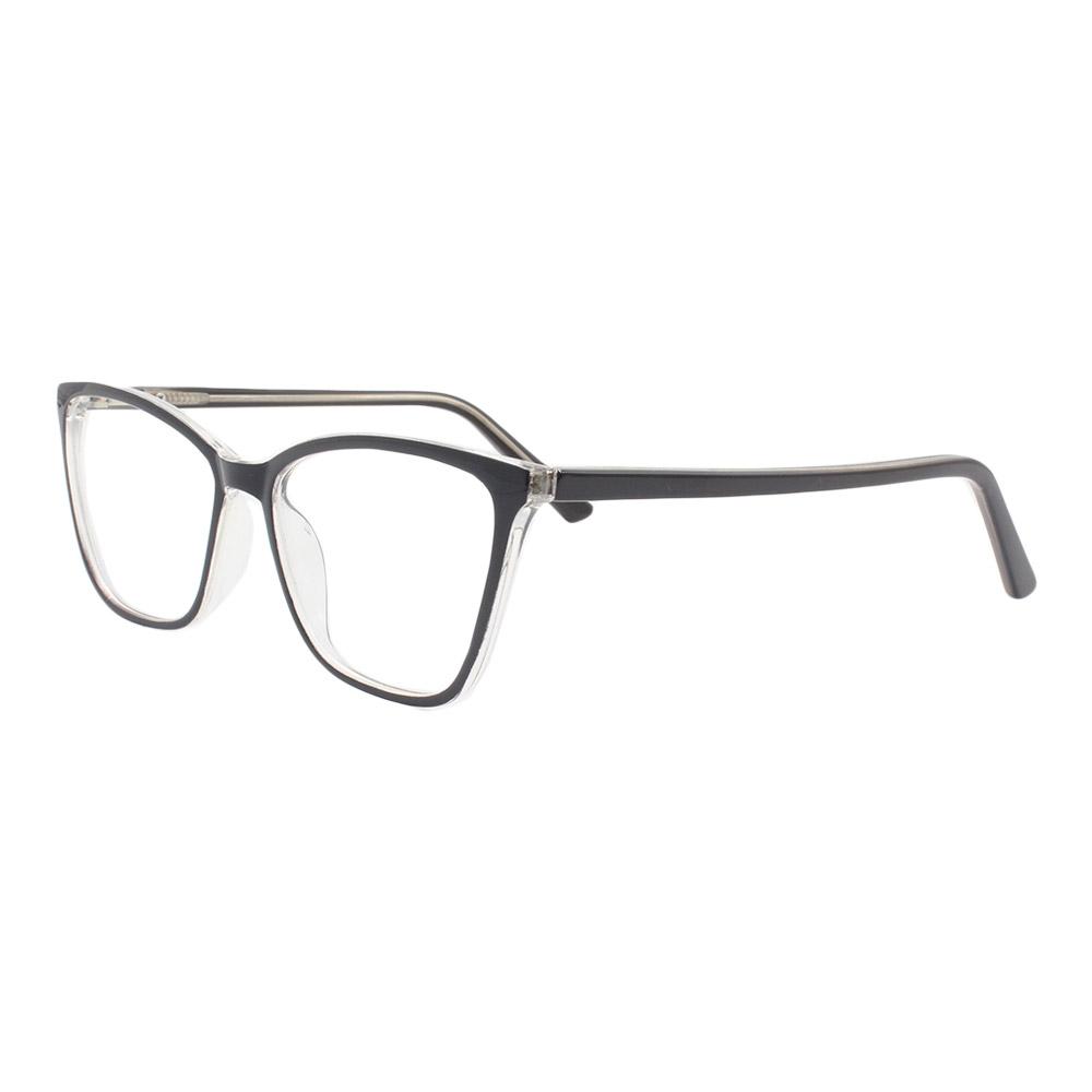 Armação para Óculos de Grau Feminino TB065 Cinza