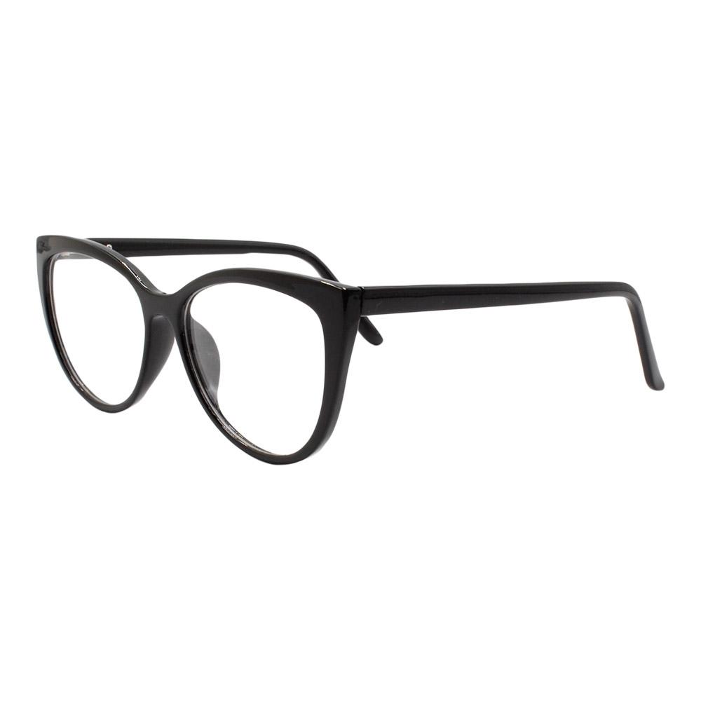 Armação para Óculos de Grau Feminino TB072 Preta