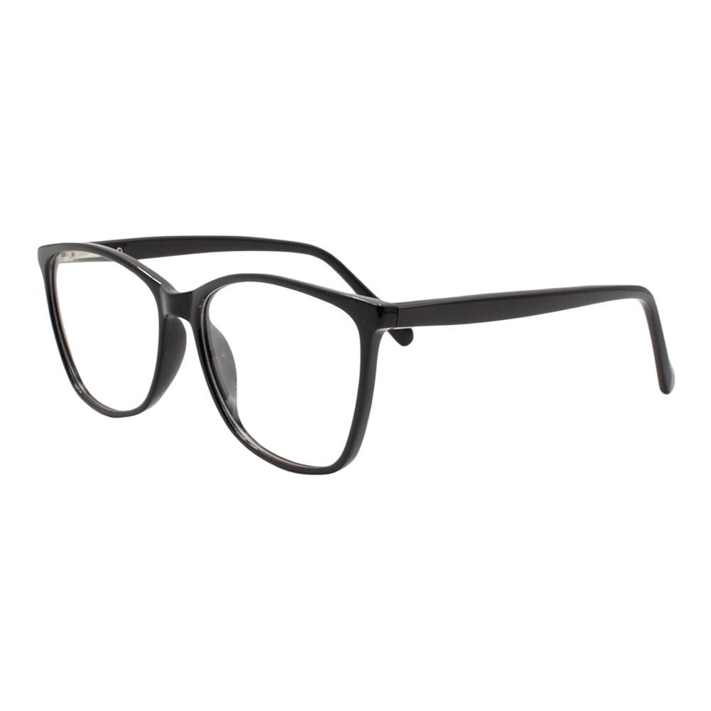 Armação para Óculos de Grau Feminino TB073 Preta