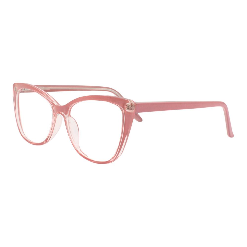Armação para Óculos de Grau Feminino TB075 Rosa