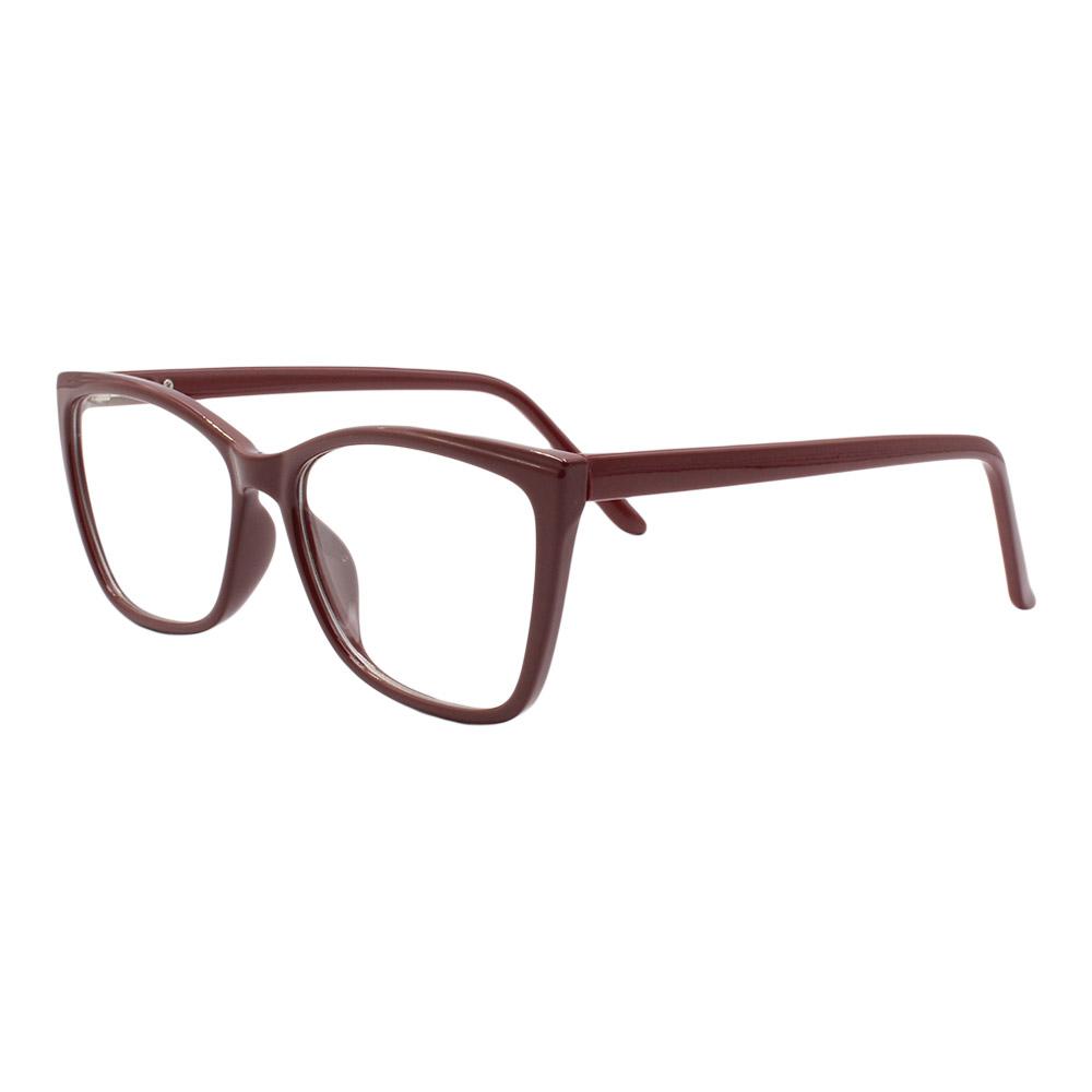 Armação para Óculos de Grau Feminino TB079 Vinho