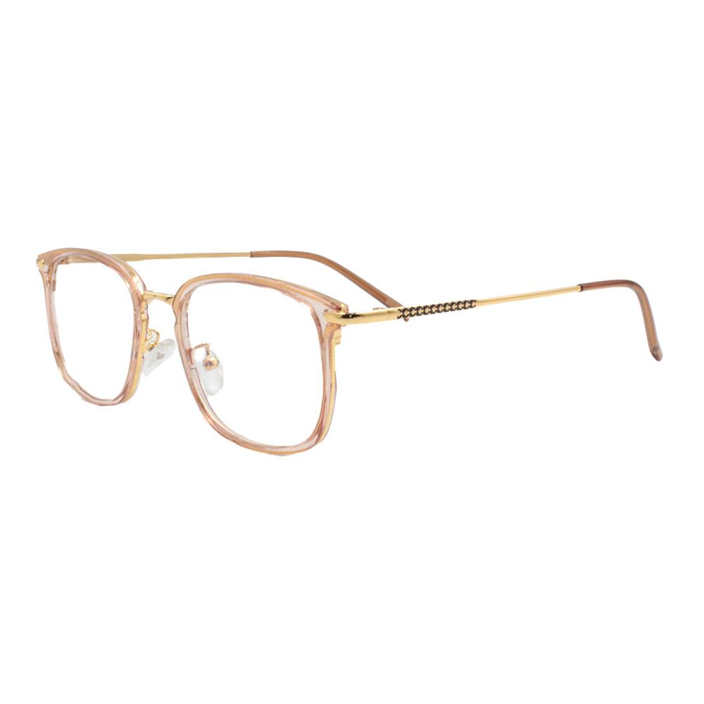 Armação para Óculos de Grau Feminino TR18028 Dourada