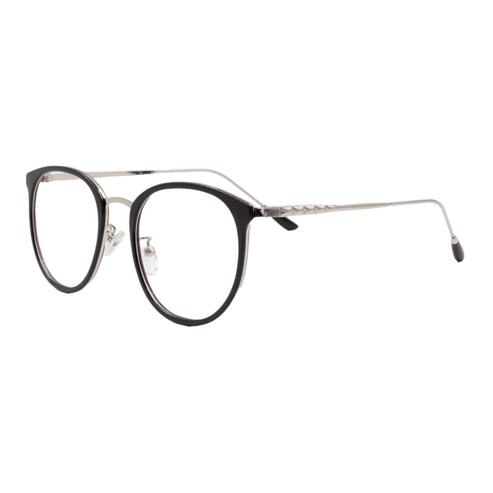 Armação para Óculos de Grau Feminino TR18073 Dourada e Preta