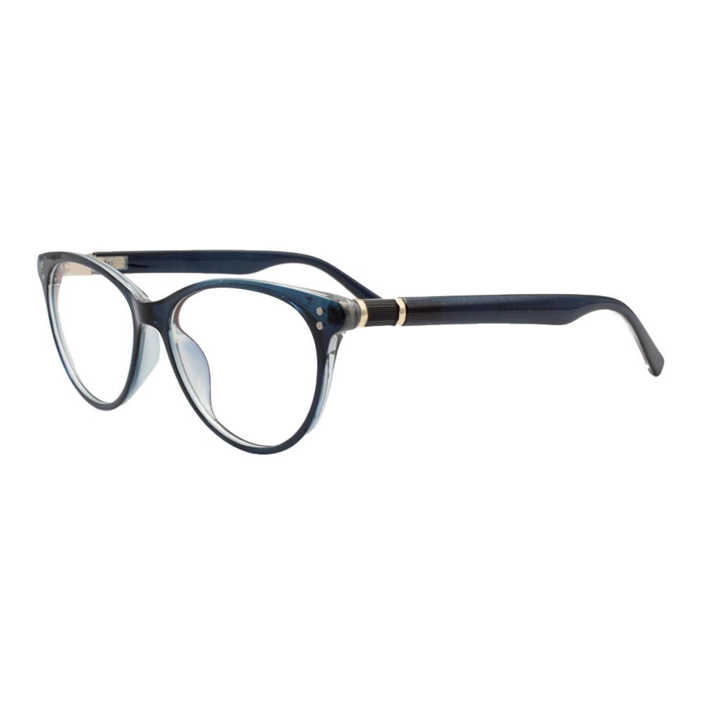 Armação para Óculos de Grau Feminino TR18087 Azul