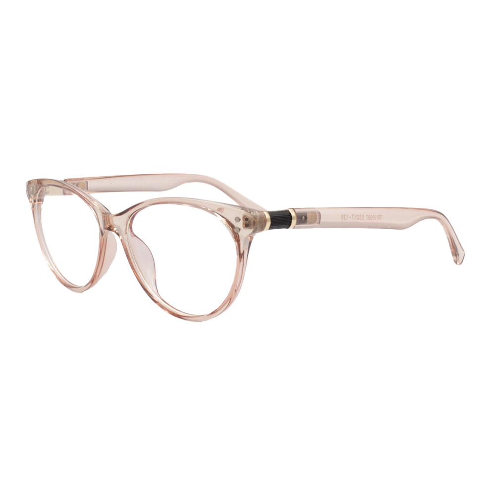 Armação para Óculos de Grau Feminino TR18087 Laranja