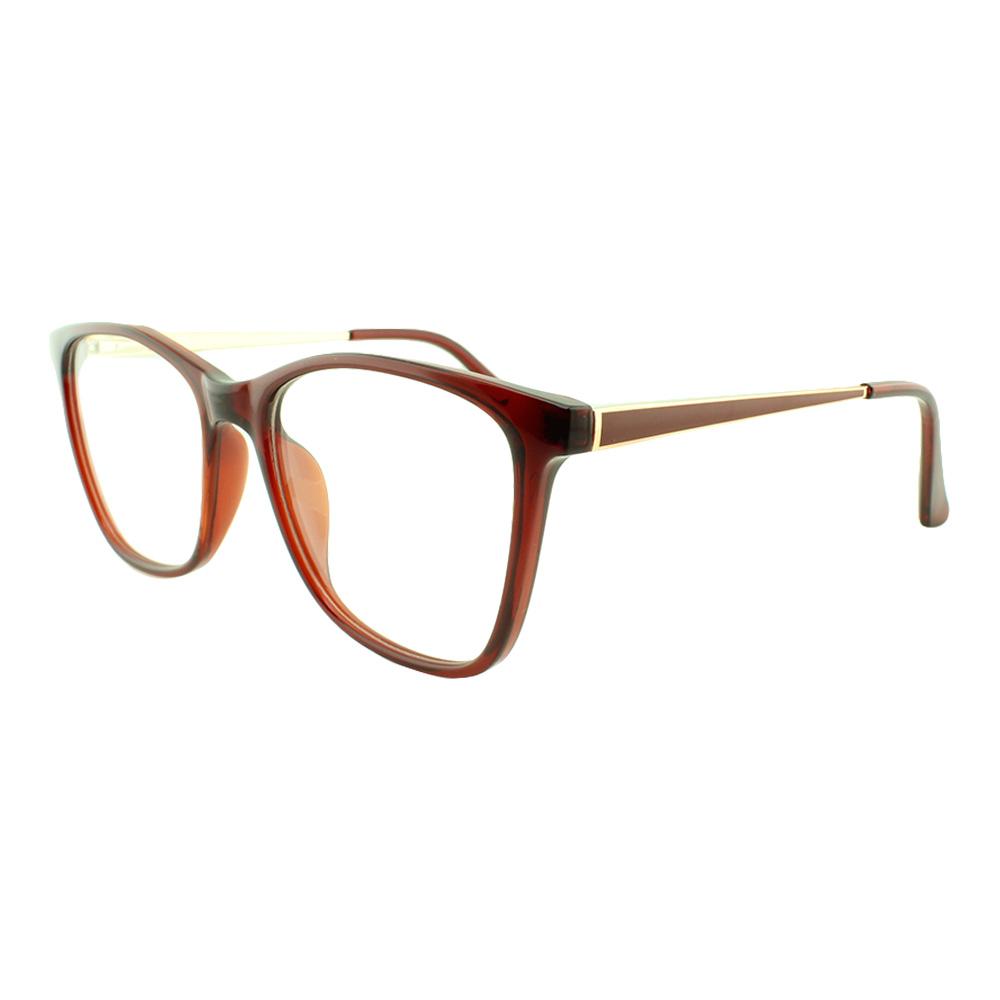 Armação para Óculos de Grau Feminino TR7251 Vinho