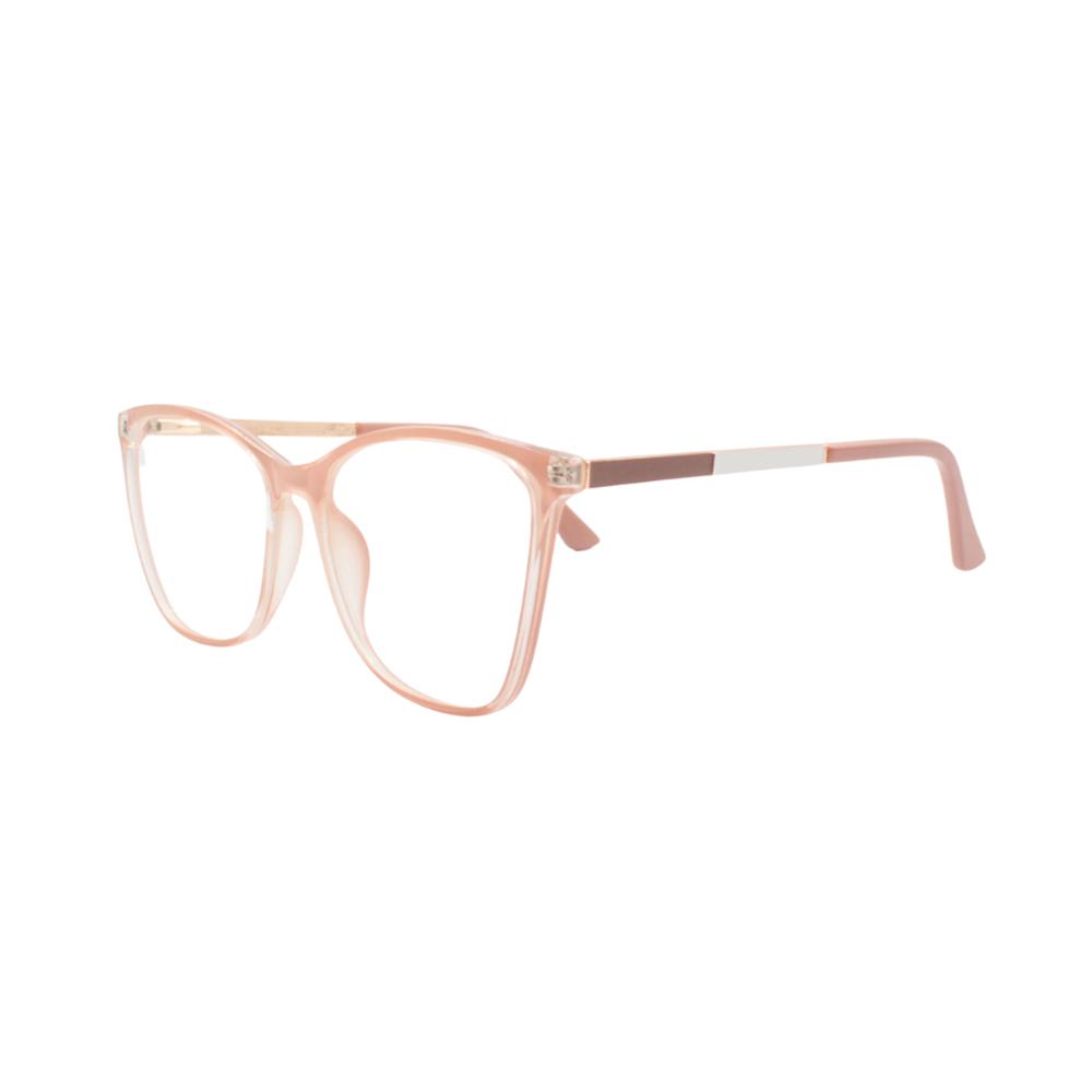 Armação para Óculos de Grau Feminino TR7302-C341 Nude