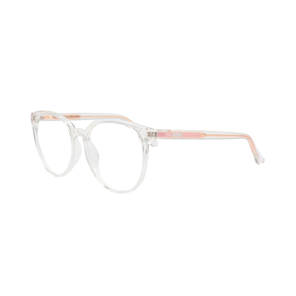 Armação para Óculos de Grau Feminino TR7503-C2 Transparente