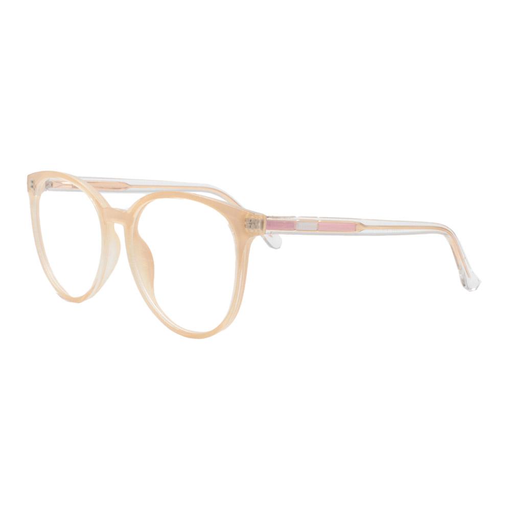 Armação para Óculos de Grau Feminino TR7503 Creme