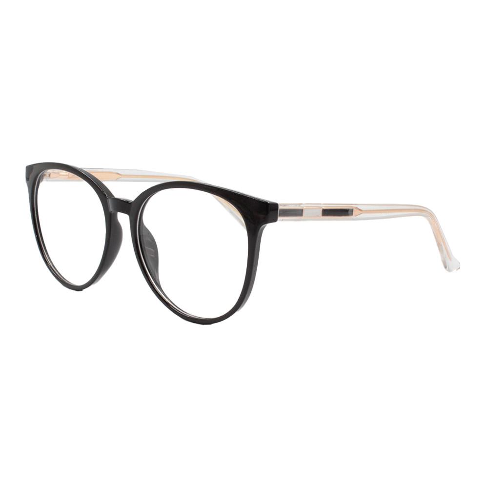Armação para Óculos de Grau Feminino TR7503 Preta