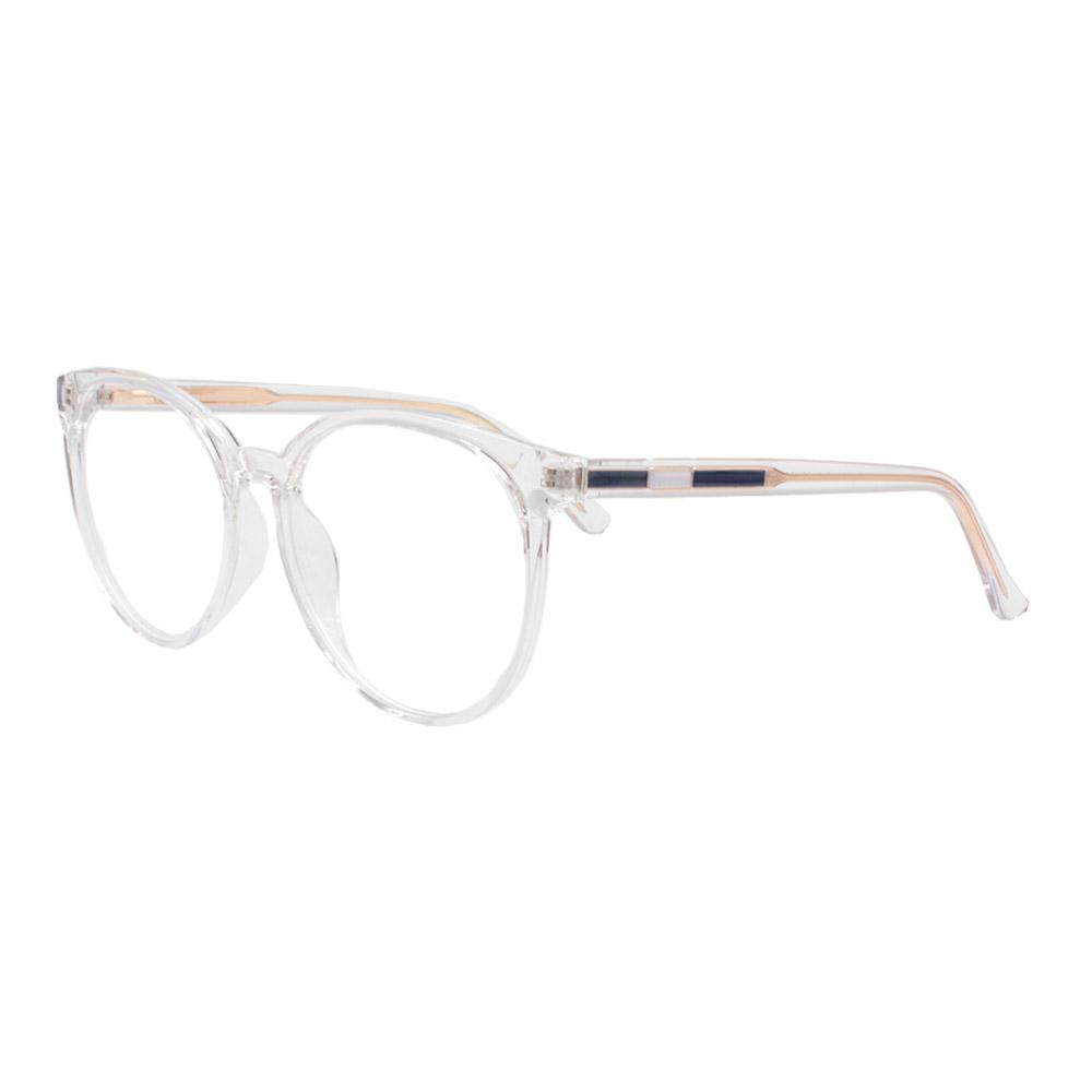 Armação para Óculos de Grau Feminino TR7503 Transparente