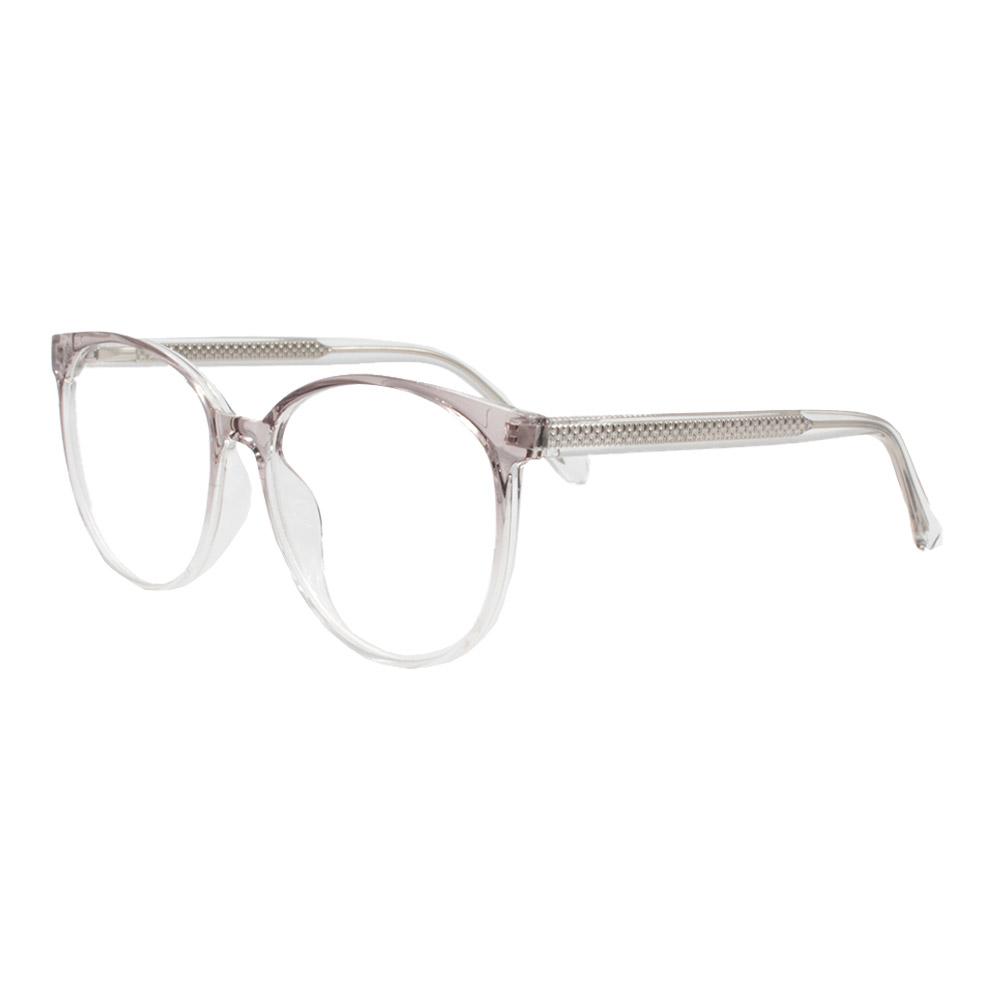 Armação para Óculos de Grau Feminino TR7532 Cinza