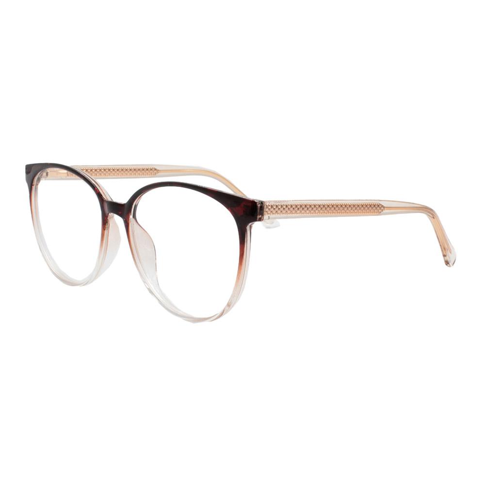 Armação para Óculos de Grau Feminino TR7532 Marrom