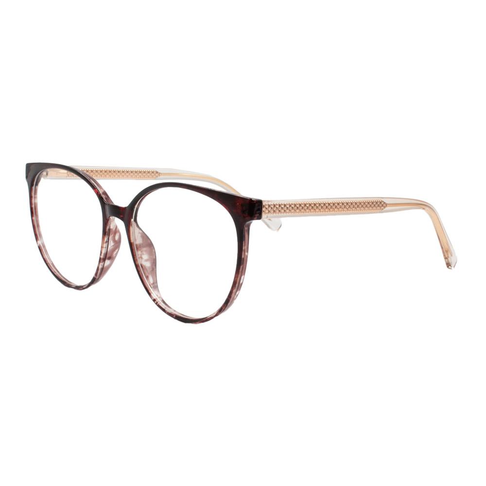 Armação para Óculos de Grau Feminino TR7532 Mesclada