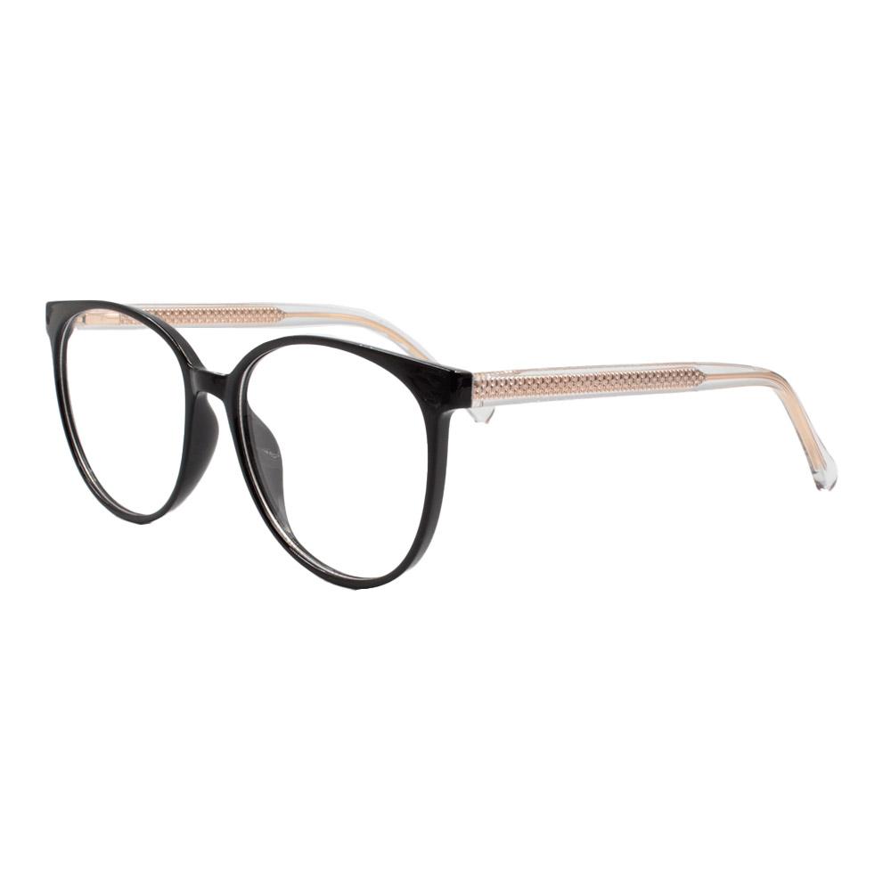 Armação para Óculos de Grau Feminino TR7532 Preta
