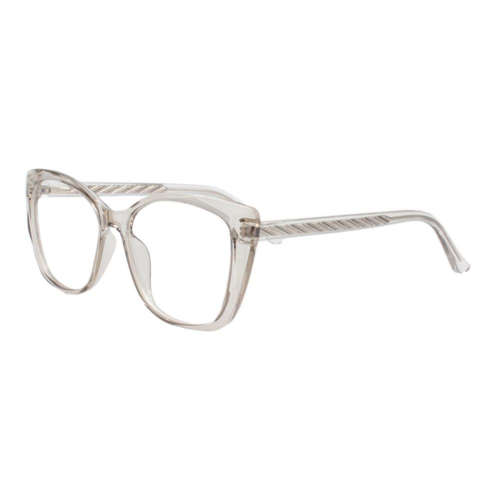 Armação para Óculos de Grau Feminino TR7549 Cinza