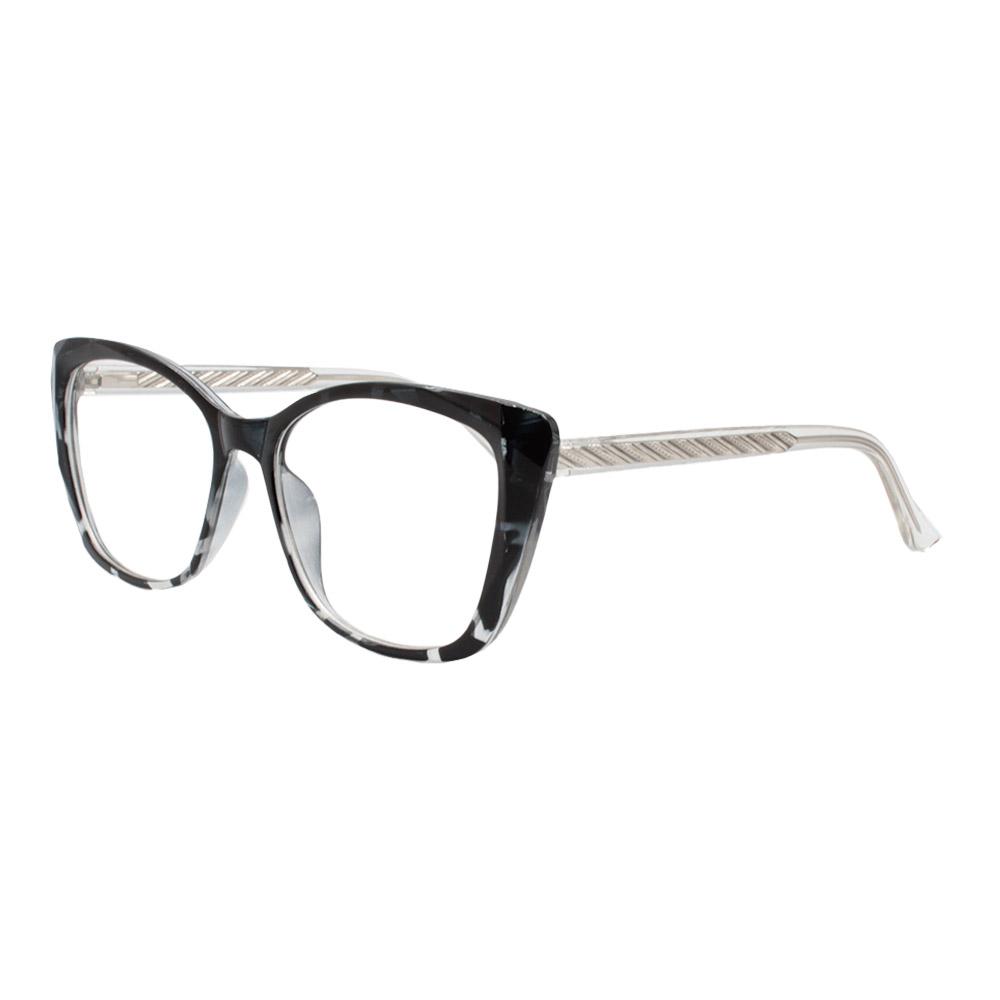 Armação para Óculos de Grau Feminino TR7549 Mesclada